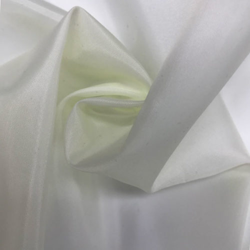 White acetate lining