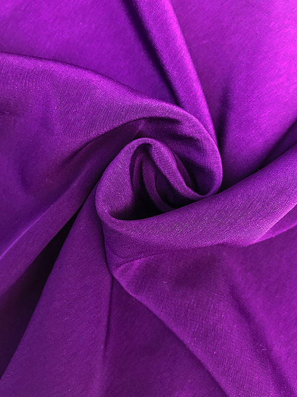 Purple polyester