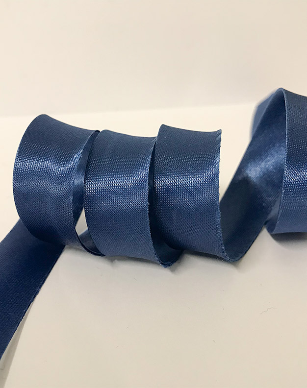 Navy Blue Ribbon