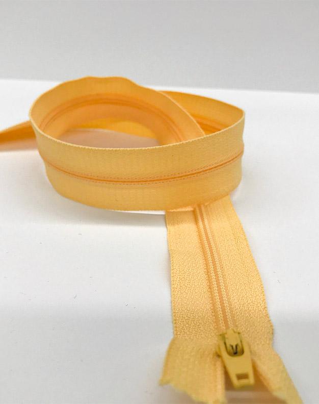 Light Orange zip