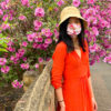 Garden Floral Face Mask