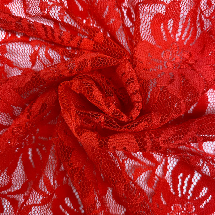 Scarlett Lace Fabric