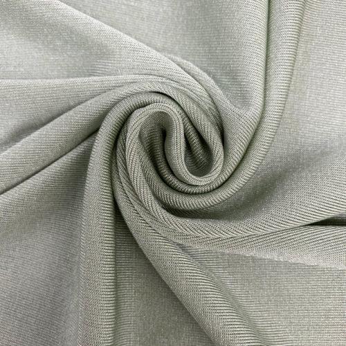 Sage Crepe Fabric