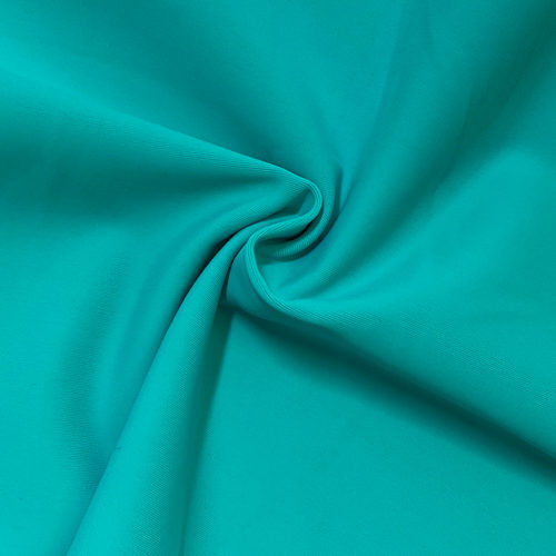 turquoise recycled lycra