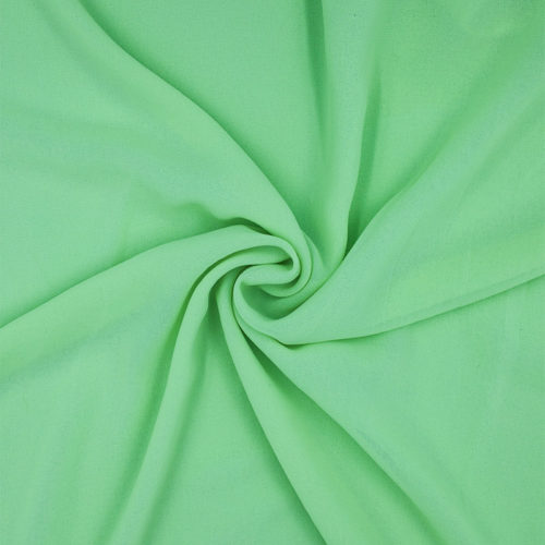 Neon Green Chiffon